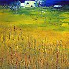 Abstract Art Calendar by Elizabeth Kendall