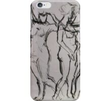 Body Study #3 iPhone Case/Skin