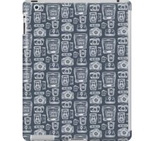 The History of the Camera Graphic iPad Case/Skin
