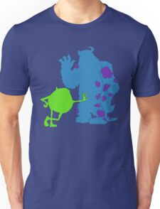 Monstrous Friends Unisex T-Shirt