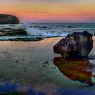 Turimetta Rock On by Ian English