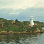 Devils Gate Lighthouse, Tasmania by cschurch