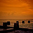 COOGEE AT SUNRISE by normanorly