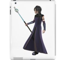 Young Male Elven Sorcerer iPad Case/Skin