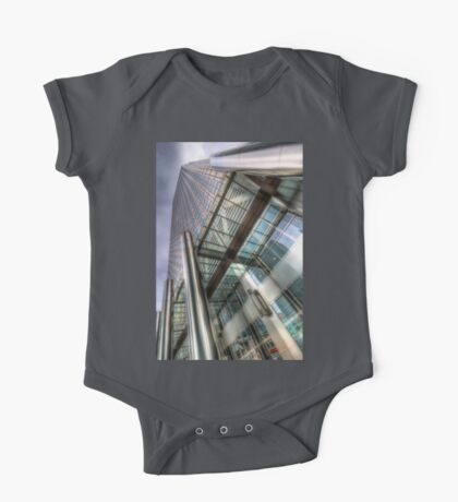 One Canada Square London One Piece - Short Sleeve