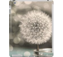 Dandelion in a Jar iPad Case/Skin