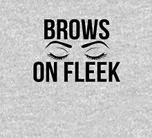 Brows On Fleek (Black) Unisex T-Shirt