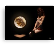 The Earth Canvas Print