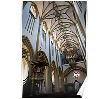 St. Ulrich's and St. Afra's Abbey - Protestant Poster