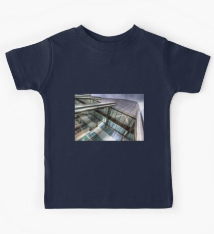 One Canada Square London Kids Tee