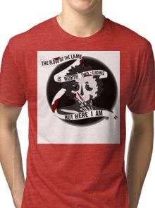 Uma Thurman Tri-blend T-Shirt