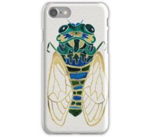 Cicada iPhone Case/Skin