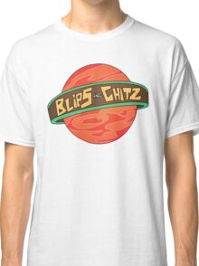 Rick & Morty - Blips and Chitz Classic T-Shirt