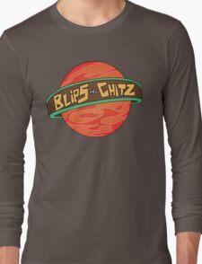 Rick & Morty - Blips and Chitz Long Sleeve T-Shirt