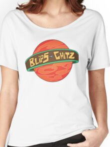 Rick & Morty - Blips and Chitz Women's Relaxed Fit T-Shirt