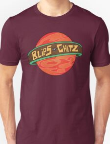 Rick & Morty - Blips and Chitz Unisex T-Shirt