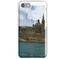 Valletta, Malta iPhone Case/Skin