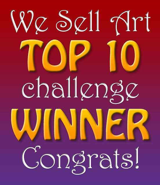 We Sell Art: Top 10 Banner 1 by Shani Sohn