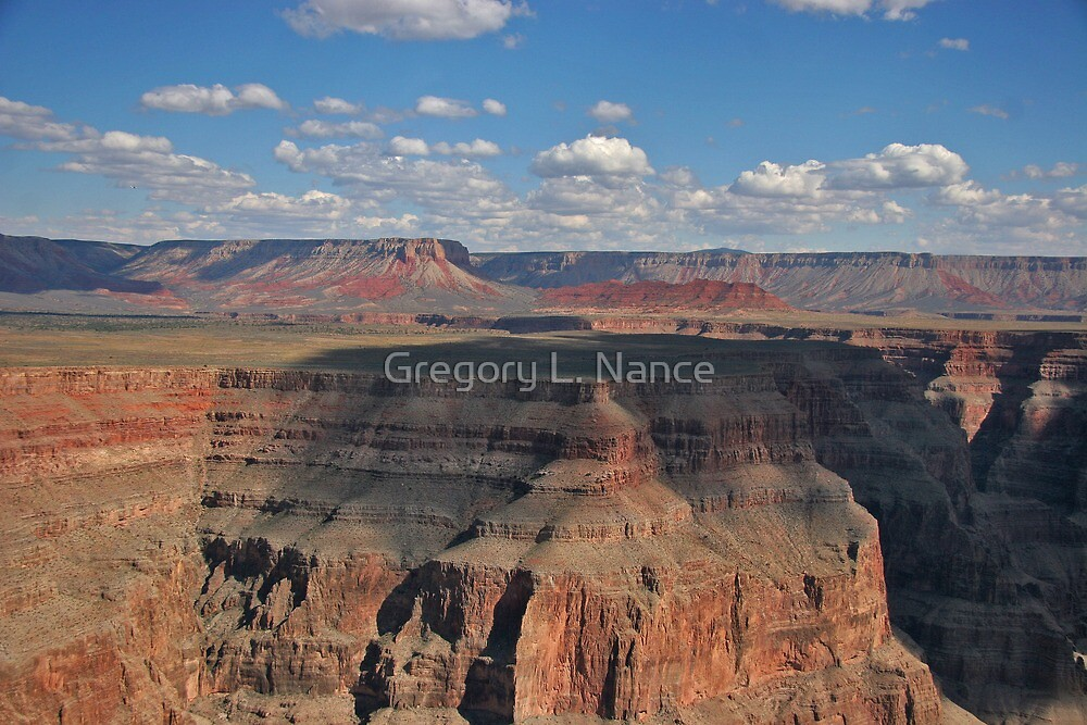 Grand Canyon - Afternoon View by Gregory L. Nance