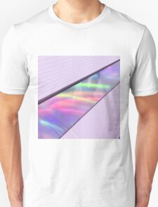 stained colours Unisex T-Shirt