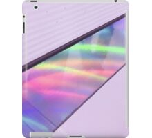 stained colours iPad Case/Skin
