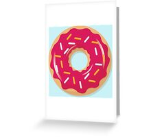 Pink Sprinkles Greeting Card