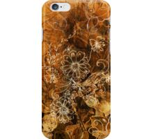 Ghosts of flowers 3 iPhone Case/Skin