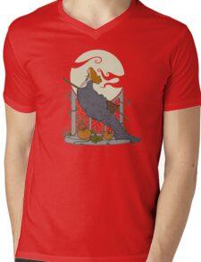 Halloween Nouveau Mens V-Neck T-Shirt