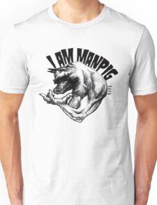 I AM MANPIG Unisex T-Shirt