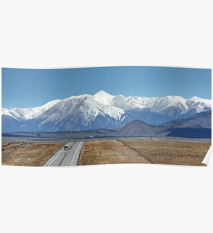 Road to the Rockies Poster