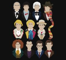 The Eleven Doctors  T-Shirt