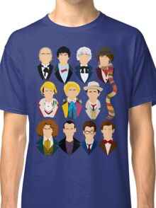 The Eleven Doctors  Classic T-Shirt