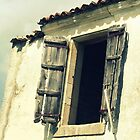 Abandoned Window by TallulahMoody