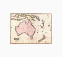 Vintage Map of Australia (1818) Unisex T-Shirt