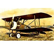 The Sopwith F1 Camel 1917 WWI Photographic Print