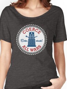 Coerce All Wars (clean) Women's Relaxed Fit T-Shirt