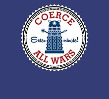 Coerce All Wars (clean) Unisex T-Shirt