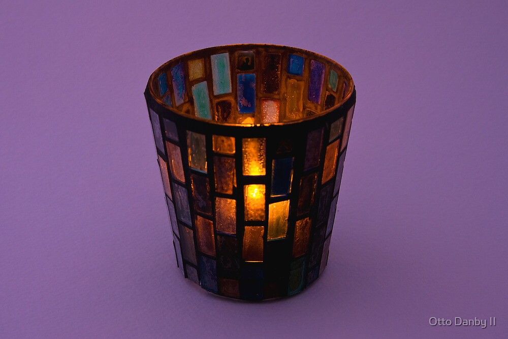 Japanese Art Glass by Otto Danby II