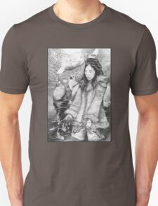 Sedna, The Inuit Sea Goddess - T-Shirts/Hoodies T-Shirt