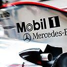 McLaren Mercedes by Drew Walker