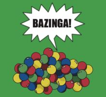 BAZINGA! Kids Clothes