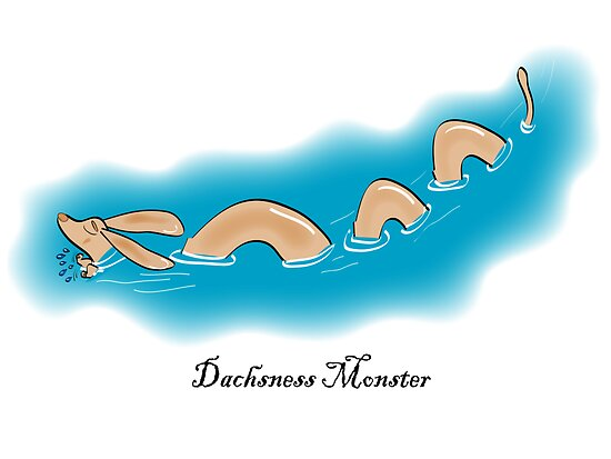 Icons of Earth: Dachsness Monster by Diana-Lee Saville