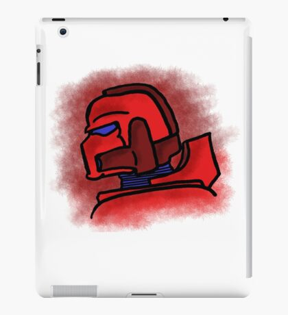 Blood Marine iPad Case/Skin