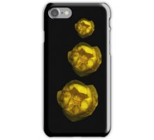 Gold Flowers iPhone Case iPhone Case/Skin