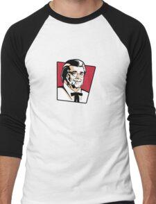 Colonel George Men's Baseball ¾ T-Shirt