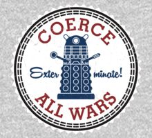 Coerce All Wars (dirty) Baby Tee