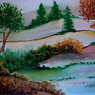 Fall Pasture by Mitch Adams