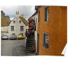 Culross, Scotland Poster