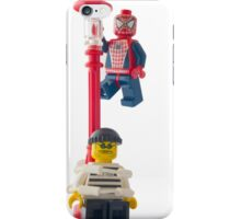 Have no fear! Spidey is here! iPhone Case/Skin