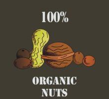 Organic nuts... by Cherie Roe Dirksen